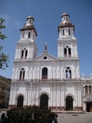 Eine von vielen Kirchen
